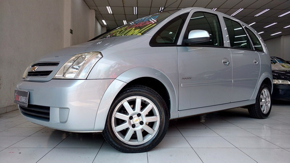 Chevrolet Meriva Maxx 1.4 Flex 2012 Único Dono Completa