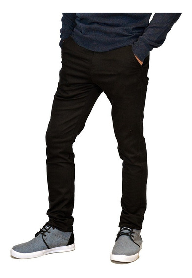 Pantalón Elastizado Moda Hombre Mistral 15993