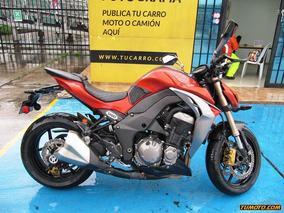 Kawasaki 2014 Z 1000