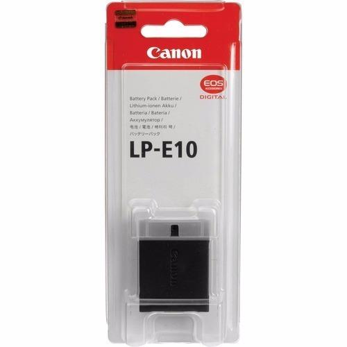 Bateria Lp-e10 P/ Câmeras T5 / T6 / T7 P/ Câmeras Canon
