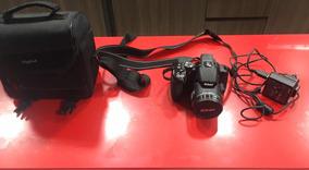 Maquina Fotográfica Nikon Coolpix P520 + Bolsa De Transporte