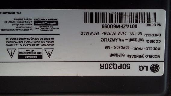 Display Plasma LG 50pq30r (pdp50g20324) Testada Retirar