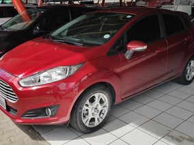 Ford Fiesta 1.6 16v Se Flex Powershift 5p 2015
