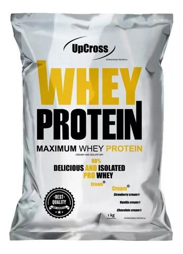 Imagen 1 de 2 de Whey Protein Isolate Upcross X 1 Kg. Nuevo Producto! Oferta!