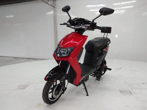 Imagem 1 de 10 de Scooter Elétrica Juna Next 350w