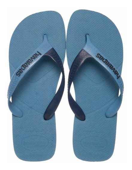 Havaianas Ojotas Casual Azul Hombre
