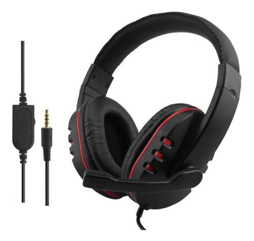 Auriculares Gamer Con Micrófono Ps4 Xbox One Pc Usb