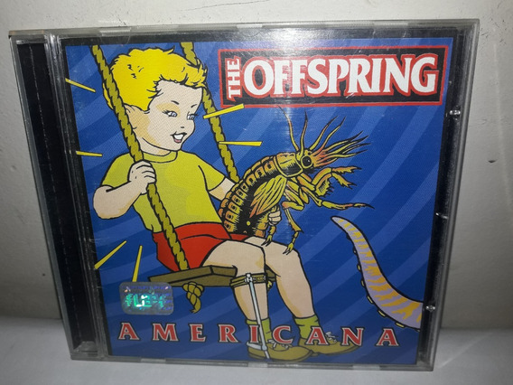 Cd The Offspring Americana 1998