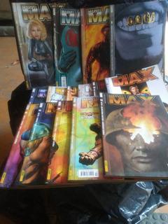 Revista Hq Marvel Max 15 Ediço¿s Em Excelente Estado