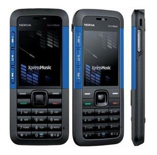 Nokia 5310 Novo Azul Desbloq E Original Com Frete Gratis