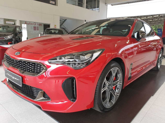 Kia Stinger 2019 At - 0km Único En Colombia