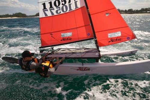 Catamaran Hobie H16 - Usado En Muy Buenas Condiciones