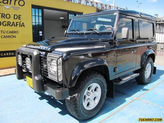 Land Rover Defender Ninety