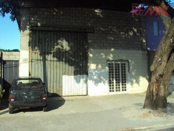 Galpão Comercial À Venda, Vila Santana, Vinhedo. - Ga0244