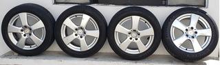 Rines Y Llantas Mercedes Benz C180 Originales