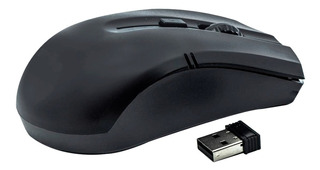 Mouse Wireless Inalambrico Weibo Usb 1200dpi Pc Notebook