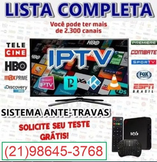 List For Tv By Ip Top Test Free 3hrs Full Promoção