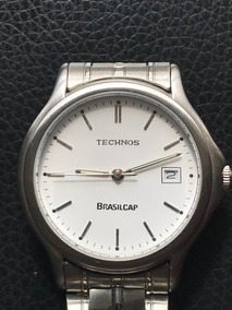 Relógio Technos Masculino Classic Steel