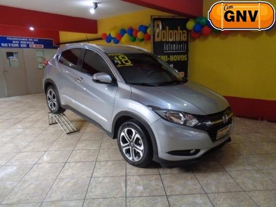 Honda Hr-v 1.8 16v Flex Exl 4p Automático + Gnv