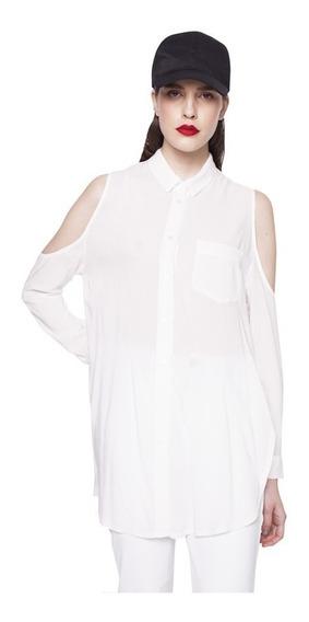 Camisa June Lisa Casual Mujer Complot