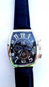 Relógio F. Miler Tourbillion Automático 100% Funcional