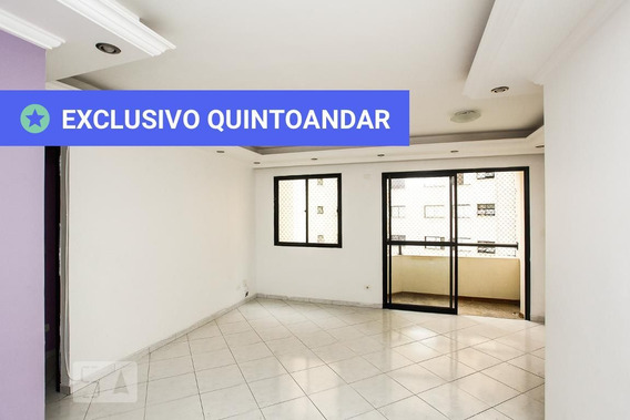 Apartamento No 3º Andar Com 2 Dormitórios E 2 Garagens - Id: 892967978 - 267978