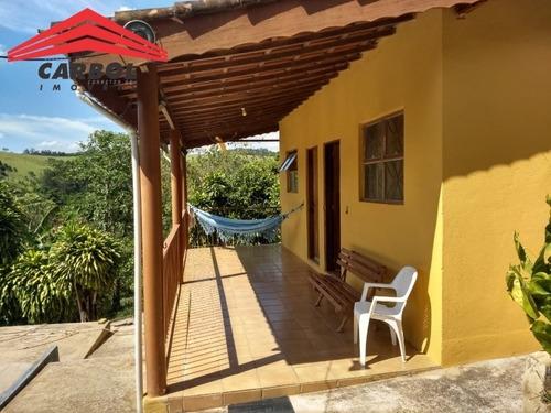 Ótima Chácara No Condomínio Vivendas Em Jundiaí 1728 M² - 750130f