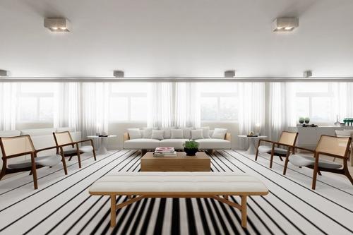Apartamento Exelente Próximo Ao Mackenzie - Pj50619