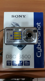 Camera Digital Sony Cyber-short Dsc-s500