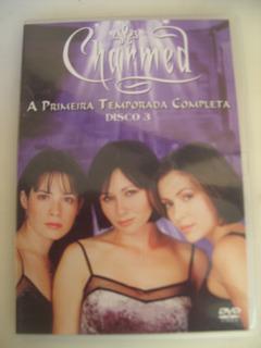 Dvd Numero 3 Da 1a.temporada Da Serie Charmed