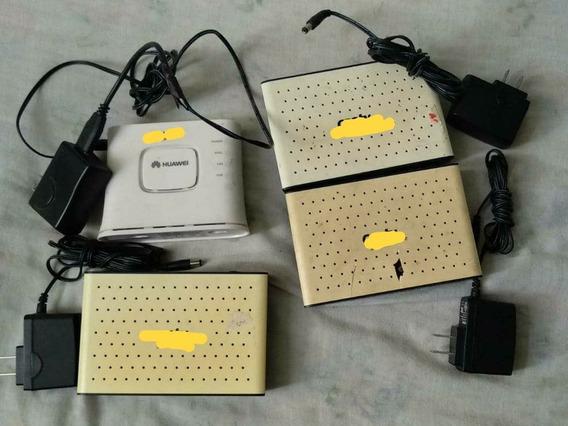 Modem Adsl Para Reparar Con Transformador Internet Usb Airtm