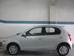 Toyota Etios Xls 1.5 Full 5 Puertas Año 2014