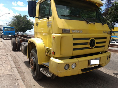 Vw 13180 06/06 Toco Chassi - R$ 53.000