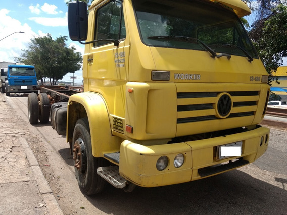 Vw 13180 06/06 Toco Chassi - R$ 60.000
