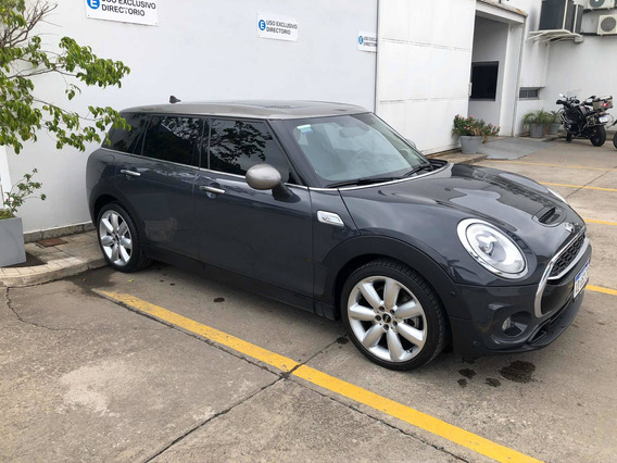 Mini Cooper Clubman S Chili 2018
