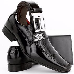 3aadd9951 Sapato Social Masculino Envernizado Vermelho - Calçados, Roupas e ...