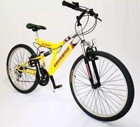 Bicicletas Todo Terreno Rod 24 Susp. Dobleel Mejor Regalo.