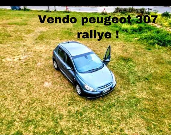 Peugeot 307 2.0 Rallye Aut. 5p 2004