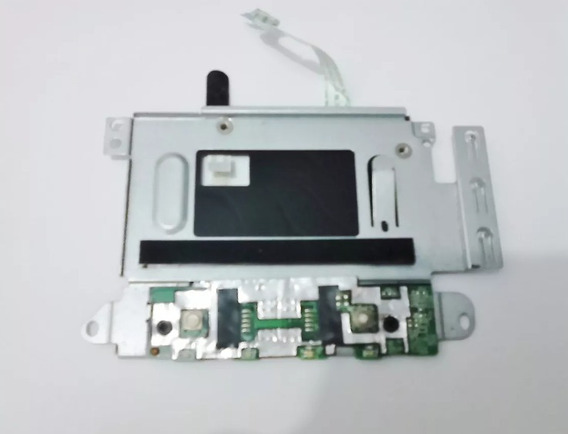 Placa Botoes Touchpad Notebook Sti Is1412 1413 1414 Cod.349
