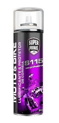 Oleo Lubrificante E Protetor De Correia S115 (300ml) Super P