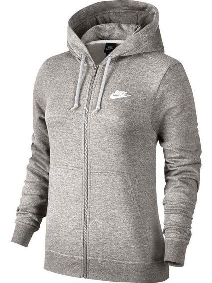 Jaqueta Nike Sportswear Hoodie Feminina 853930-063