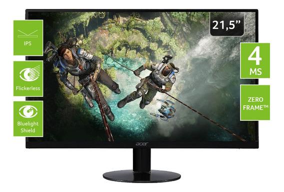 Monitor Acer Gamer Full Hd + Ips 21