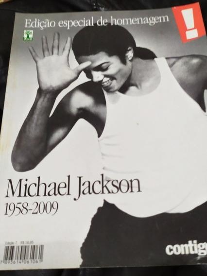 Kit 2 Revistas Michael Jackson