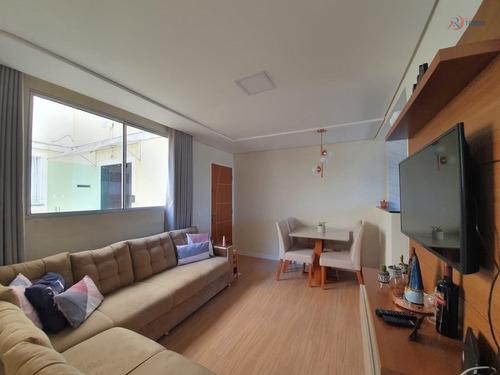 Apartamento Com 3 Quartos Para Comprar No Jardim Riacho Das Pedras Em Contagem/mg - Rti8751