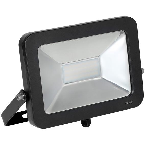 Ledsafe® - Refletor Led 50w Design Preto | Branco Frio (6000