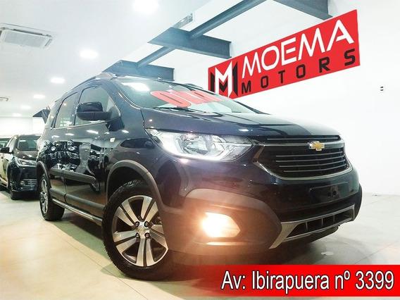 Chevrolet Spin Activ7 1.8 8v Econo. 5p Aut. Flex 2019/2020