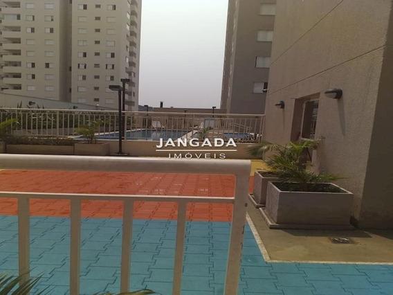 Apartamento Novo Com 01 Dormitorio E 01 Vaga De Garagem - Jardim Conceicao - 11731