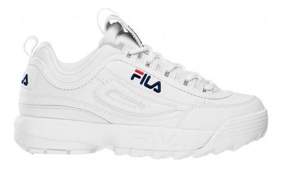 Zapatillas Fila Disruptor Ii Premium Tienda Fuencarral