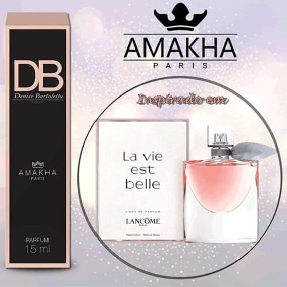 Parfum Amakha Paris Db Inspirado La Vi Est Belle Lâncome Imp
