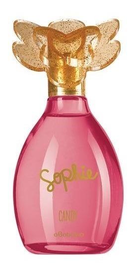 Perfume Sophie Candy Colônia, 100ml O Boticário Lançamento
